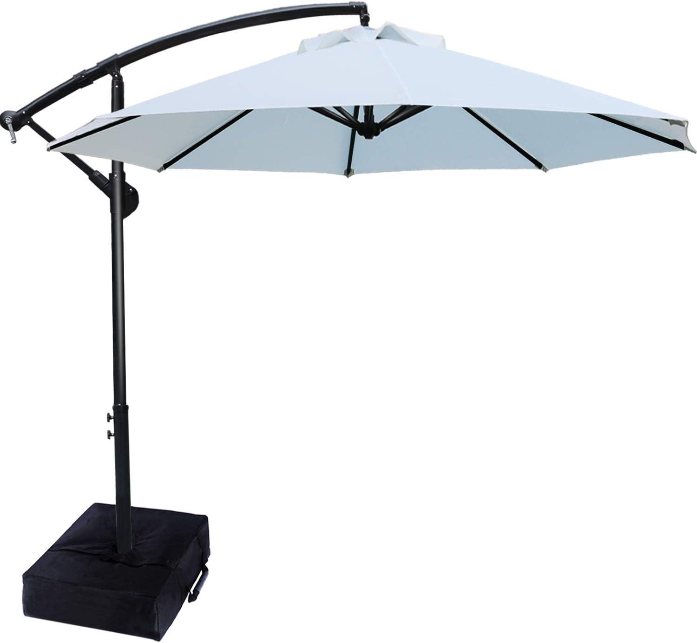 ABCCANOPY Patio service Umbrellas Cantilever Umbrella Sacramento Mall Hanging Umb Offset