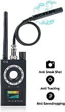 Anti Spy Detector, Lofoson RF Signal Detector Hidden Camera Finder Wireless Bug Detector for Laser Lens GSM Listening Device Finder Radar Radio Scanner
