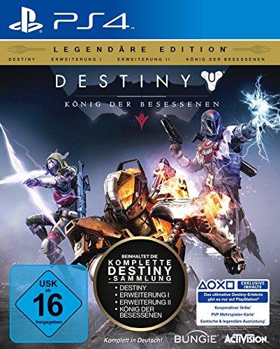 Destiny: König der Besessenen (Legendäre Edition) [PlayStation 4]