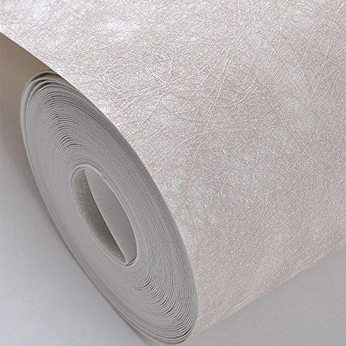 Carta da parati in seta carta da parati tridimensionale semplice e moderna carta da parati bianca tessuto non tessuto camera da letto carta da parati carta da parati in seta viola chiaro adesivi carta da parati