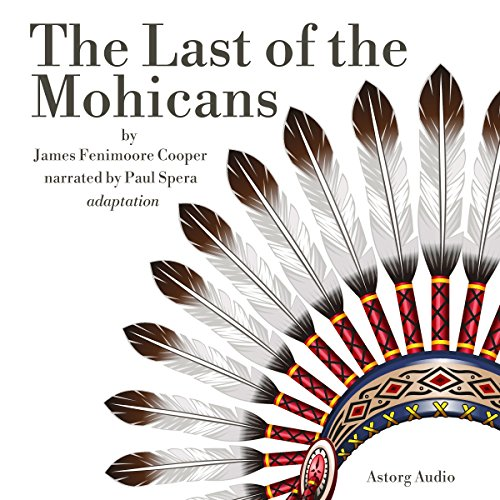 Page de couverture de The Last of the Mohicans