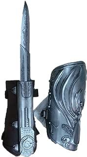 Assassin's Creed Cosplay Costume Brotherhood Ezio Hidden Blade Auditore Gauntlet Replica