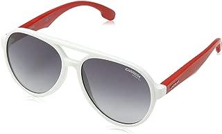 Carrera Unisex-Kid's CARRERINO 22 9O Sunglasses, White, 51