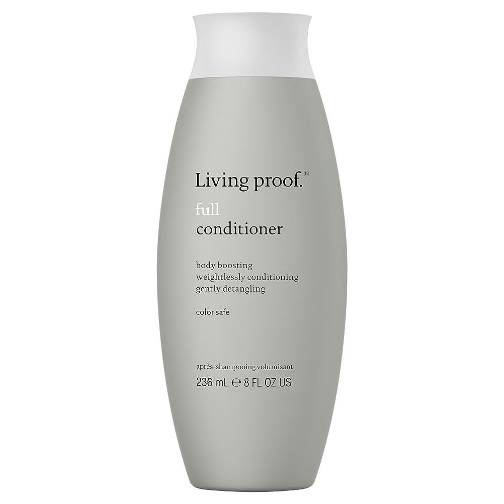 胴体かすれたスクワイア生きている証拠フルコンディショナー236ミリリットル (Living Proof) (x2) - Living Proof Full Conditioner 236ml (Pack of 2) [並行輸入品]