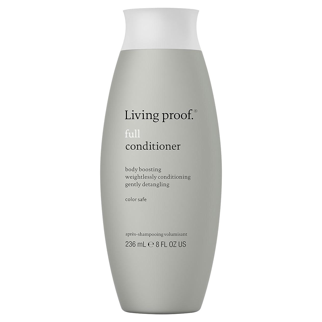 可動プレゼンターオーチャード生きている証拠フルコンディショナー236ミリリットル (Living Proof) (x2) - Living Proof Full Conditioner 236ml (Pack of 2) [並行輸入品]