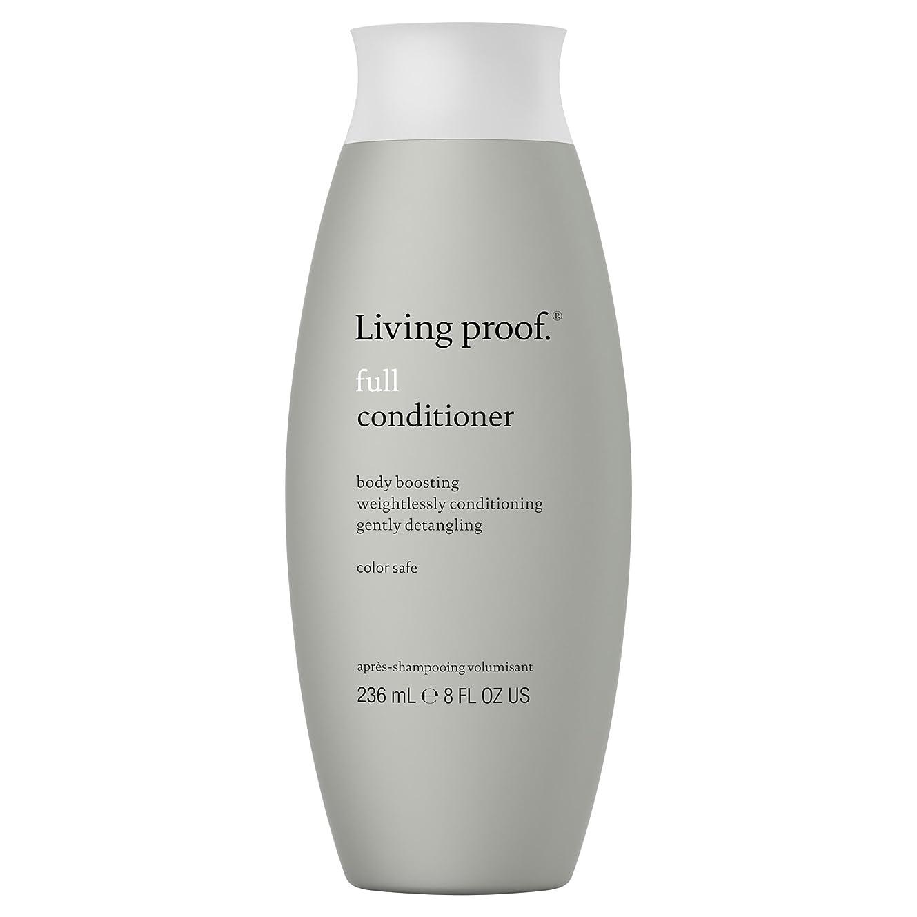 丘意気込みタクト生きている証拠フルコンディショナー236ミリリットル (Living Proof) (x6) - Living Proof Full Conditioner 236ml (Pack of 6) [並行輸入品]