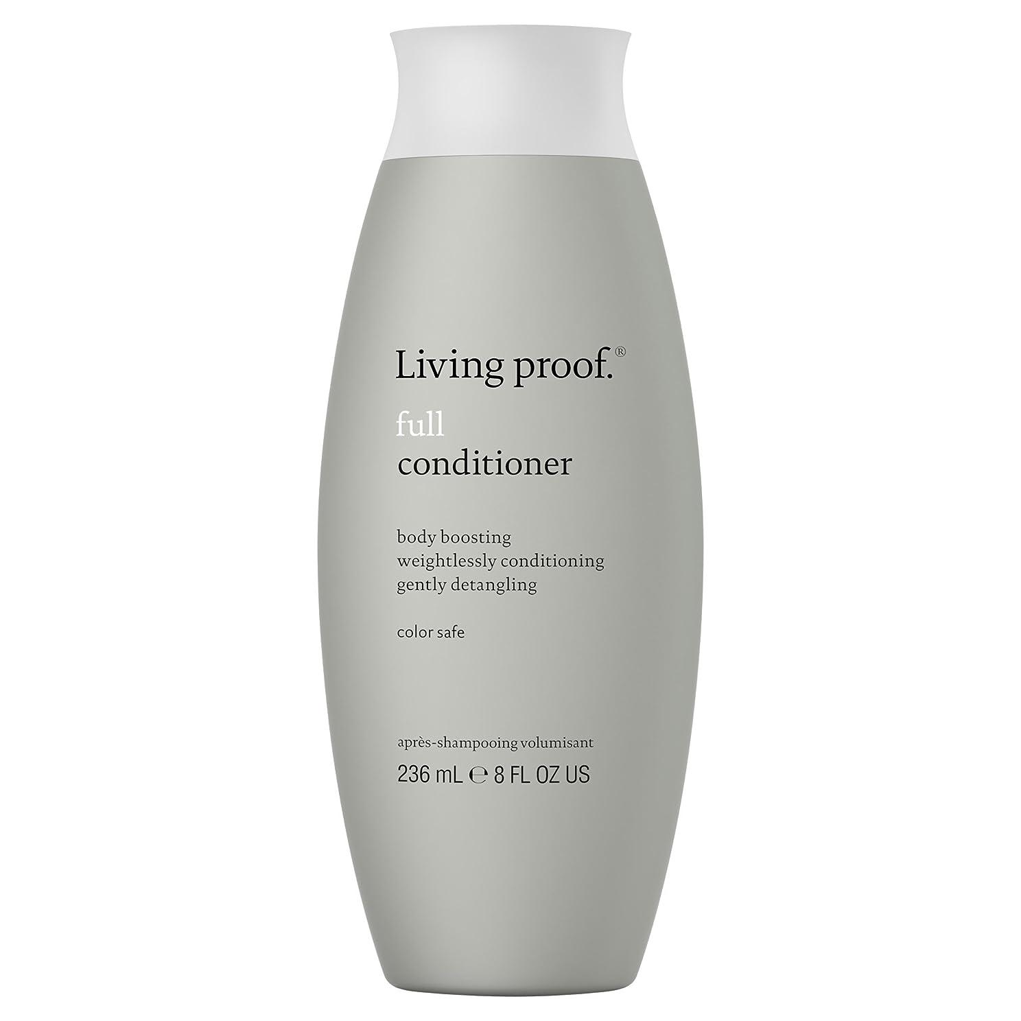 アナログ脚ジャンプ生きている証拠フルコンディショナー236ミリリットル (Living Proof) (x2) - Living Proof Full Conditioner 236ml (Pack of 2) [並行輸入品]