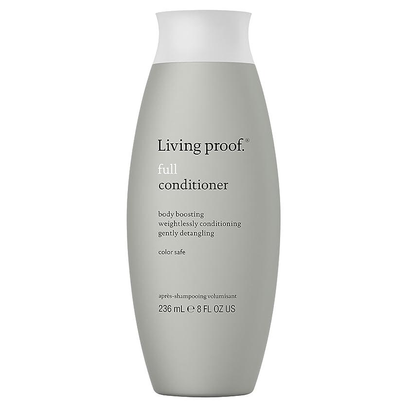 寝てる傀儡診断する生きている証拠フルコンディショナー236ミリリットル (Living Proof) (x2) - Living Proof Full Conditioner 236ml (Pack of 2) [並行輸入品]