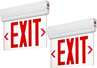 Best emergency exit signs with arrows Reviews