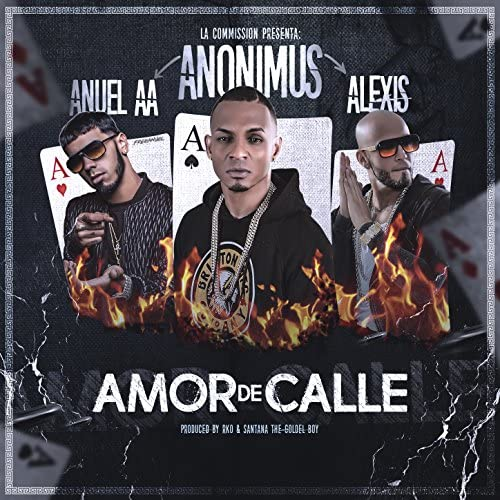 Anonimus feat. Anuel Aa & Alexis