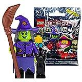 レゴ(LEGO) ミニフィギュア シリーズ14 狂った魔女(未開封品)|LEGO Minifigures Series14 Wacky Witch 【71010-4】