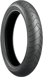 Bridgestone Battlax BT-023F Sport Touring Radial Tire - Front - 120/ 70ZR-17 , Position: Front, Rim Size: 17, Tire Application: Touring, Tire Size: 120/70-17, Tire Type: Street, Load Rating: 58, Speed Rating: (W), Tire Construction: Radial 001279