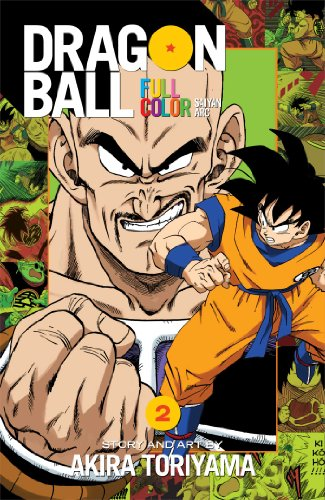 DRAGON BALL FULL COLOR TP VOL 02
