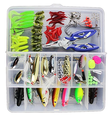 Vicloon Mixed Fishing Lures