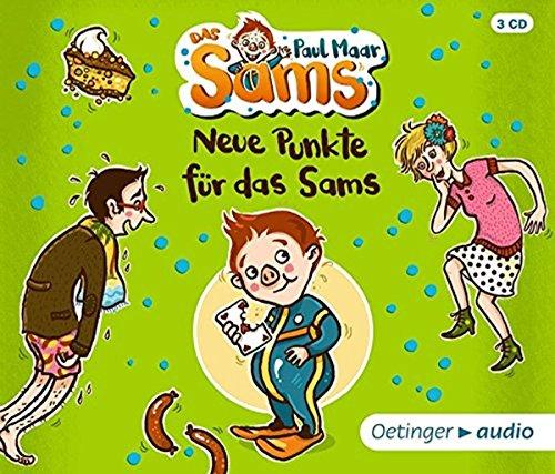 Neue Punkte für das Sams: (3 CD)