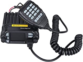 Blueskysea Blueskysea KT-8900D Dual Band Color LCD Quad-Standy Mobile Radio Transceiver