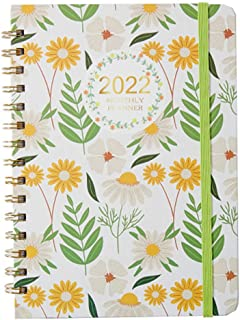 """$21 » DSPKOhG 2022 Planner - 2022 Weekly Monthly Planner with Tabs, 8.5"""" x 6"""", Jan. 2022 - Dec. 2022, Hardcover Calendar Thick T..."""
