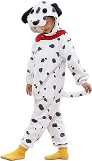 Kids Unisex Animal Onesie Pajamas Cosplay Halloween Costume Dogs Gifts