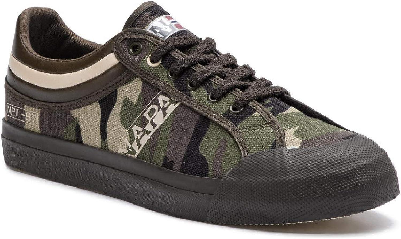 Napapijri Trick shoes Man Camouflage EU 43