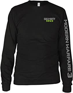 Taille XL T-Shirt Call of Duty Modern Warfare 3 Countries 3 sable