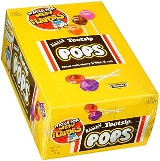 SCS Tootsie Pops Assorted - 100 ct.