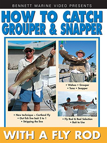 How To Catch Grouper & Snapper with a Fly Rod