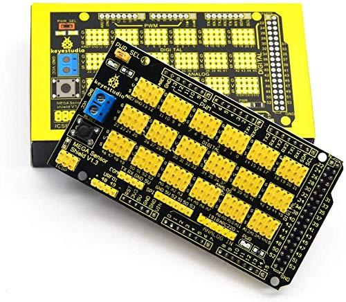 KEYESTUDIO Mega Sensor Shield Expansion Board for Arduino Mega 2560 Starter Kit