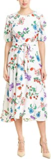 Donna Morgan womens SMOCKED DRESS Dress