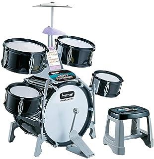 ドラムセット 子供用 キッズドラム 初心者用 ジャズドラム おもちゃ 1歳〜3歳〜6歳 太鼓 早期教育 音楽玩具 ドラム 打楽器 知育玩具 初級学習 組み立て簡単 生日プレゼント(jb)