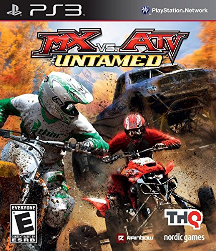 THQ (UK) LTD MX VS ATV UNTAMED