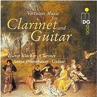 Virtuoso Music for Clarinet