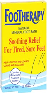 Best footherapy natural mineral foot bath Reviews