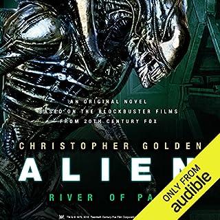 Alien: River of Pain cover art