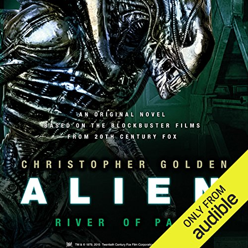 Alien: River of Pain                   By:                                                                                                                                 Christopher Golden                               Narrated by:                                                                                                                                 Jeff Harding                      Length: 10 hrs and 1 min     50 ratings     Overall 4.6