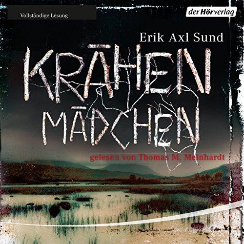Krähenmädchen audiobook cover art