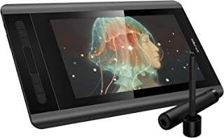 XP-PEN Artist 12 Tableta Gráfica con Pantalla y Barra Táctil 11.6 Pulgadas FHD Monitor de Dibujo Usa PN06 Bolígrafo sin Batería con 8192 Sensibilidad a la Presión