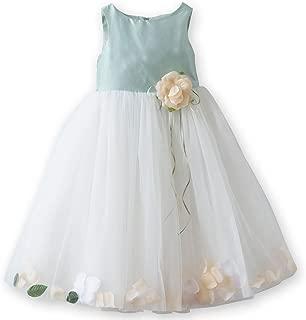 Catherine Cottage ピアノ 発表会 結婚式 フォーマル 花びら揺れるロマンティック ドレス PC734YK