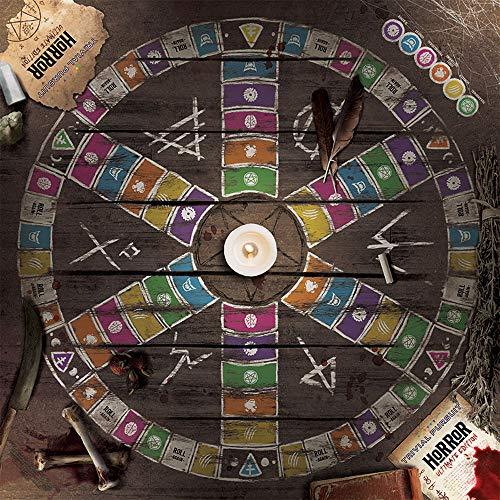Trivial Pursuit: Horror Ultimate Edition board game