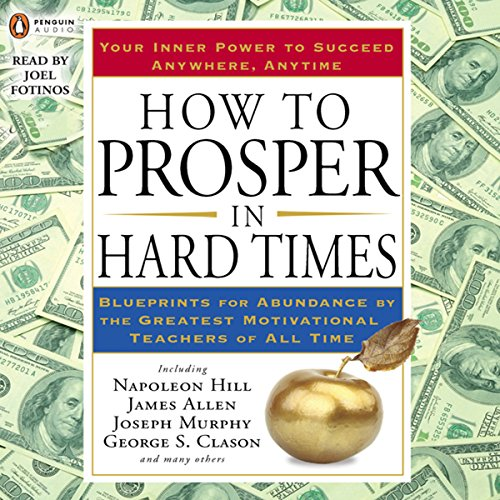 How to Prosper in Hard Times audiobook cover art