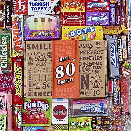 1940 Decade Nostalgic Childhood Candies