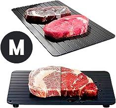 Tabua Descongelamento Rapido Carnes Bandeja Natural Alimentos Media