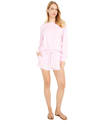 Show Me Your Mumu Sitting Around Set (Pink Terry) Women