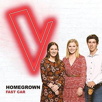 Fast Car (The Voice Australia 2018 Performance / Live)