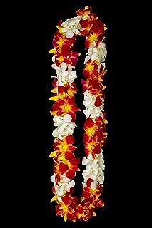 Best double orchid lei Reviews