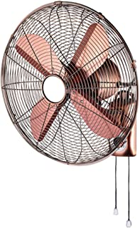 Ventilador de pared,oscilante | Metal | 16/18/20 Pulgadas | cordón | Ventilador electrico Adecuado para la Oficina