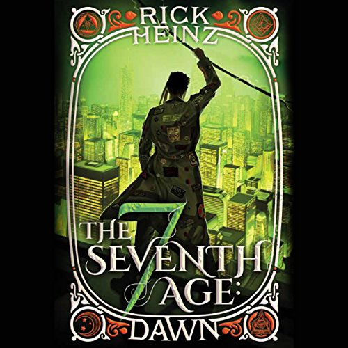 The Seventh Age audiobook cover art