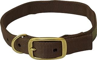 Drake Dog Collar Brown