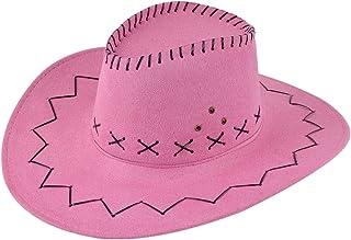 Cappello da cowboy Western cappello cowgirl Australien Texas Cappello da cowboy cappelli Western per adulti e bambini