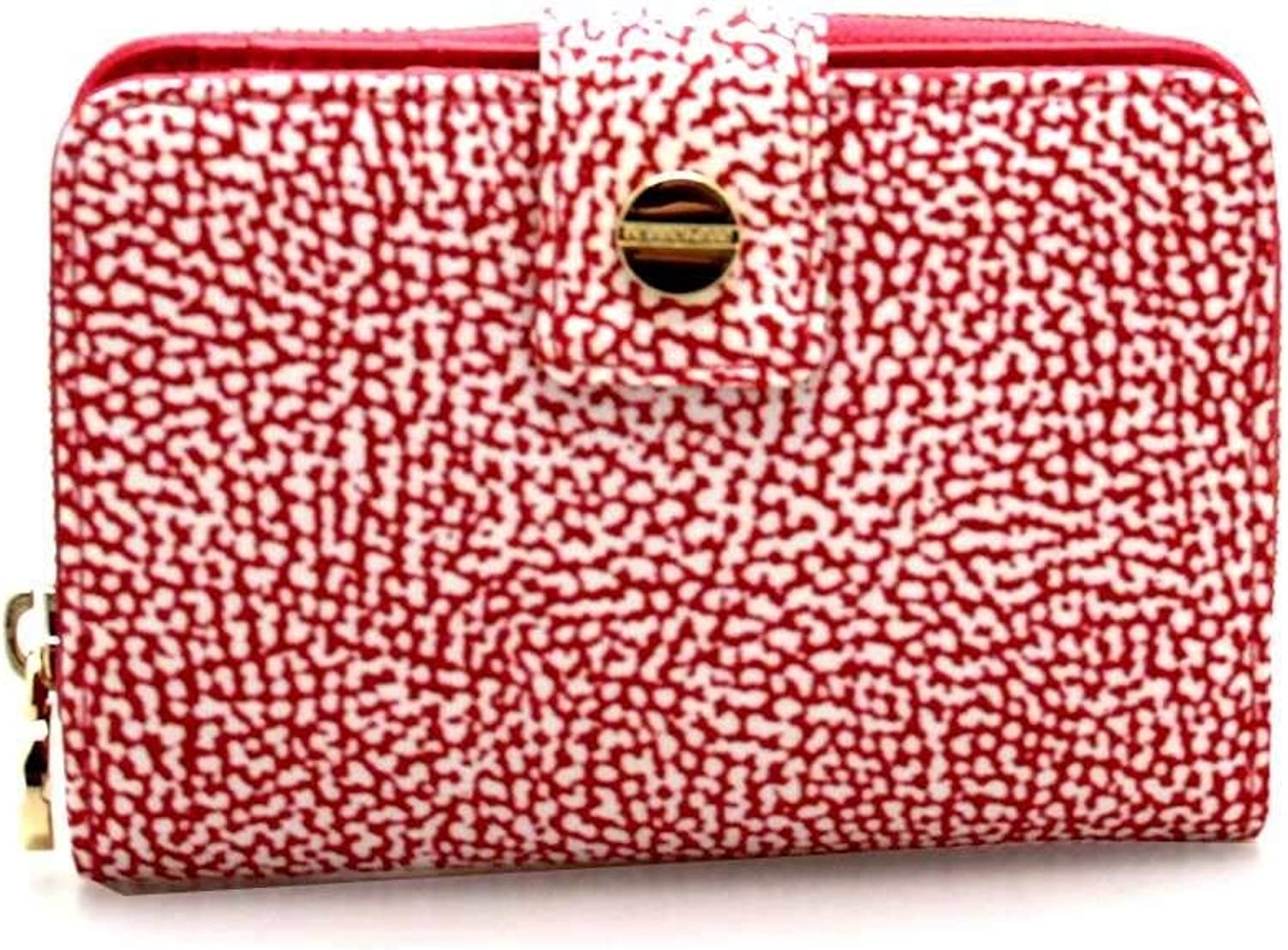 BORBONESE Wallet Female Radish  930383296S26