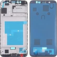 CellPhoneParts.com OEM Front Housing LCD Frame Bezel Plate for Huawei Y6 Prime (2018) (Black) Original OEM Rair Parts (Color : Black)